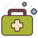 Aid First Camp Icon