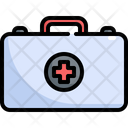 Medical Bag First Aid Kit Icon