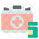 First Aid Kit Medical Kit Medical Icon
