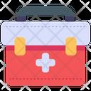 First Aid Kit First Aid Bag First Aid Handbag Icon