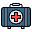 First Aid Kit Medical Kit First Aid Box Icon