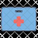 Aid Emergency First Icon