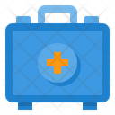 First Aid Equipment Health Care Icon