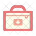 First Aid Kit Travel Photography Icon