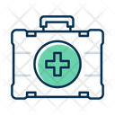 Kit First Aid Kit Aid Icon