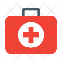 Doctors Bag First Aid Icon