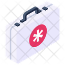 Medical Aid First Aid Kit Healthcare Kit Icon