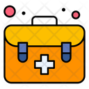 First Aid Kit First Aid Bag Bag Icon