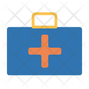 First Aid Kit Clinic Doctor Icon