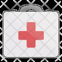 First Aid Kit Kit Healthcare Icon