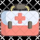 First Aid Kit Medicine Health Icon