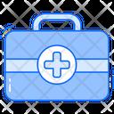 First Aid Kit Medical Box First Aid Box Icon