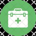 First Aid Box Kit Icon