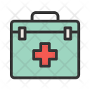 First Aid Box Kit Icon