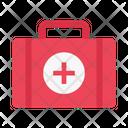 Aids Kit Medical Icon