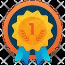 First Badge Award First Award Icon