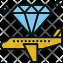 First Class Flight Icon