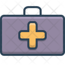 Medical Box Kit Icon