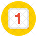First Number Icon