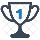 Achievement Award Trophy Icon