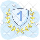 Win Award First Place Icon
