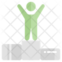 First Position Medal Winner Icon
