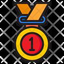 First Prize Reward Icon