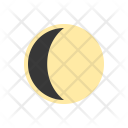 First Quarter Moon Icon