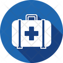 Firstaid Medicine Tablet Icon