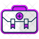 Firstaid bag Icon