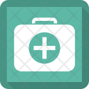 Firstaid Kit Bag Icon