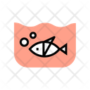 Fish Pet Underwater Creature Icon