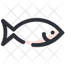 Fish Seafood Protein Icon