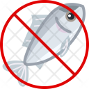 Fish Meat Fishing Icon
