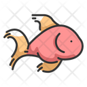Fish Sea Food Sea Creature Icon