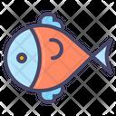 Sea Food Marine Icon