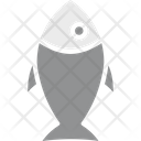 Fish Food Healthy Food Icon