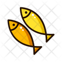 Fish Meat Food Icon