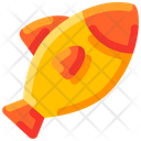 Fish Beach Summer Icon