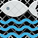 Fish Goldfish River Icon