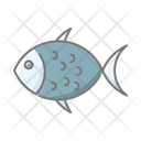 Fish Seacreature Seafood Icon