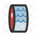 Fish Sakana Salted Icon