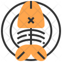 Fish Plate Dinner Icon