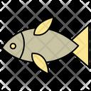 Fish Animal Sea Food Icon
