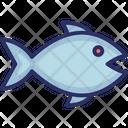 Fish Fish Monster Fishing Icon