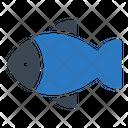 Fish Seafood Eat Icon