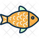 Fish Seafood Fishing Icon