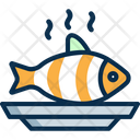 Fish Fry Fish Seafood Icon