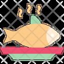 Fish Fry Fish Seafood Icon