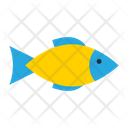 Fish Seafood Animal Icon